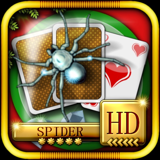ACC Solitaire [ Spider ] HD - Classic card games for iPad and iPhone