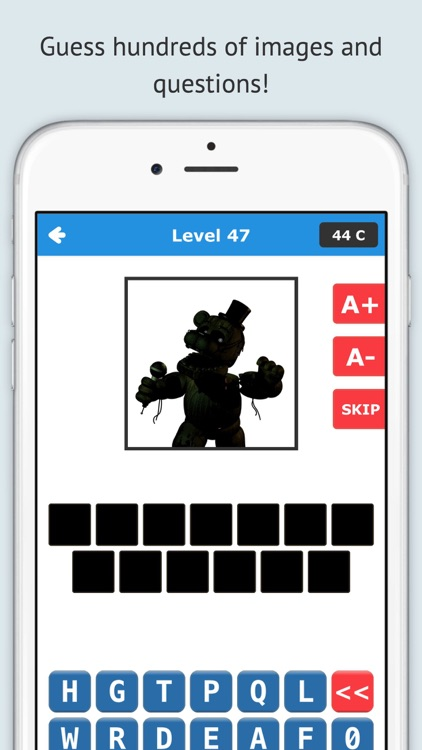 Guess Game for Five Night at Freddy's - FNAF Multiplayer Trivia Quiz  Edition by Richard Anciado