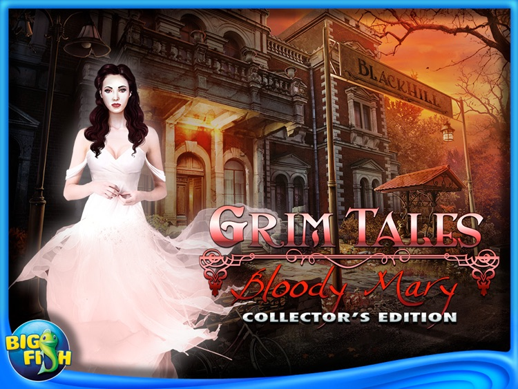 Grim Tales: Bloody Mary HD - A Scary Hidden Object Game screenshot-4