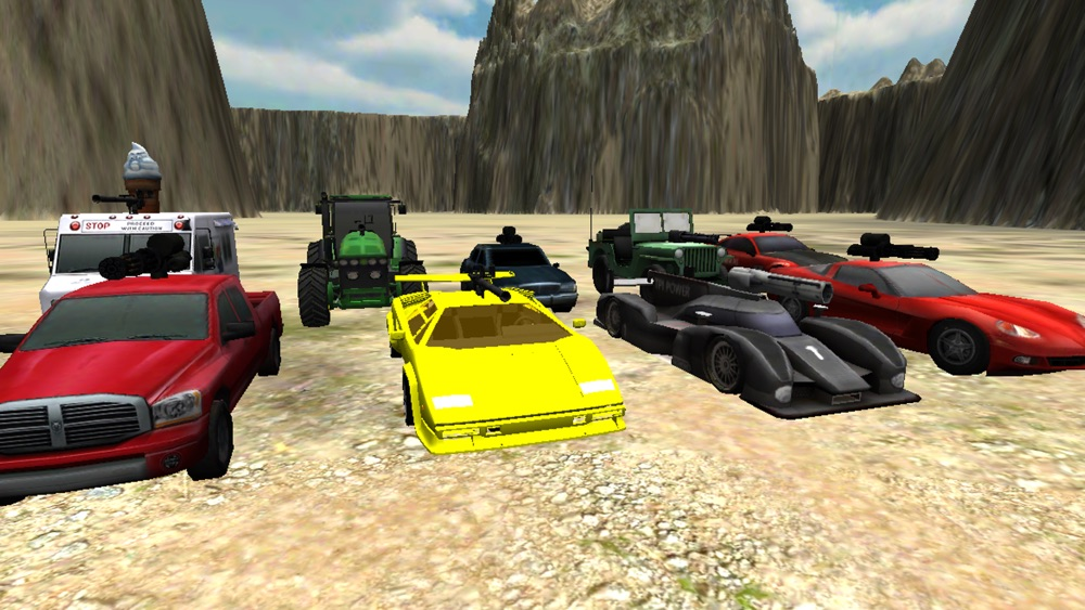 Battle Car Wreck – Vehicular Combat Action Cheat Codes