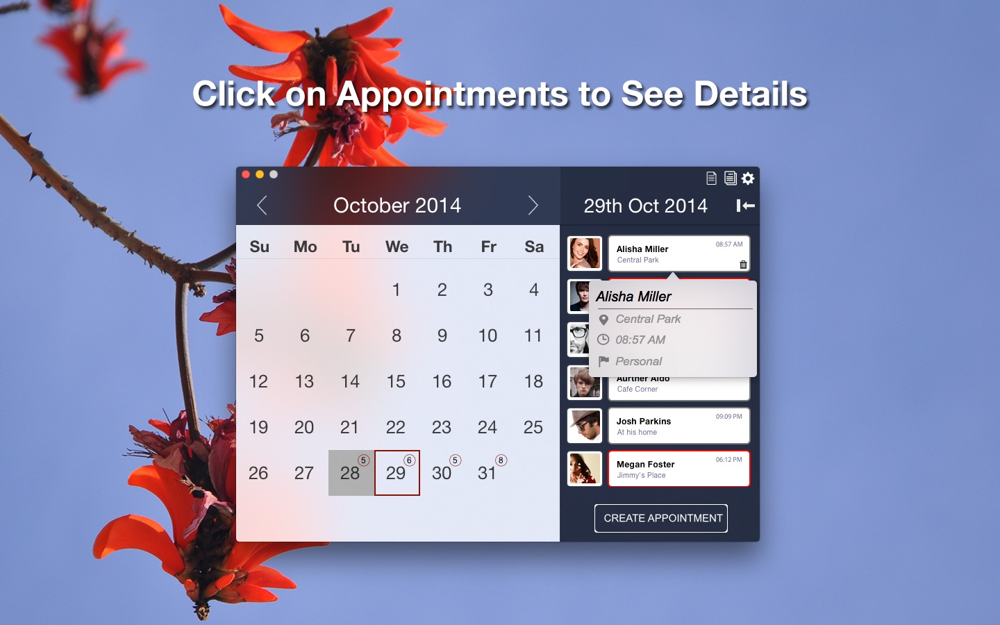 ‎Appointments on the Mac App Store