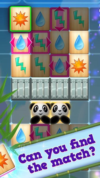 Panda PandaMonium: A Mahjong Puzzle Game screenshot-0
