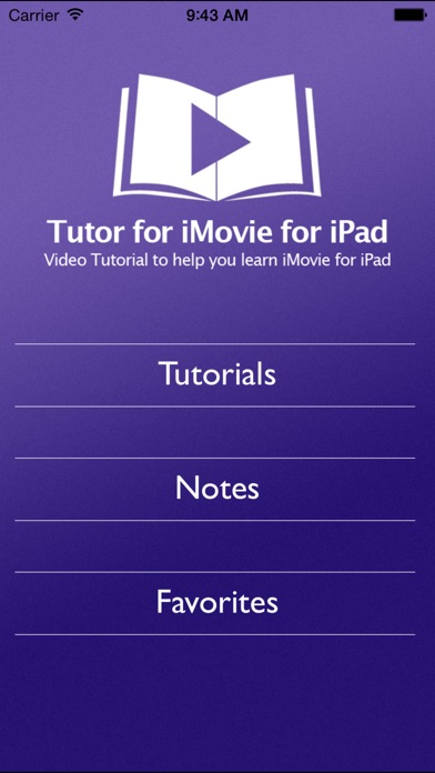 Tutor For Imovie For Ipad review screenshots