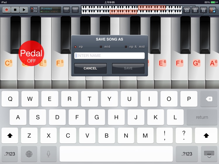 Echo Piano™ Pro screenshot-2