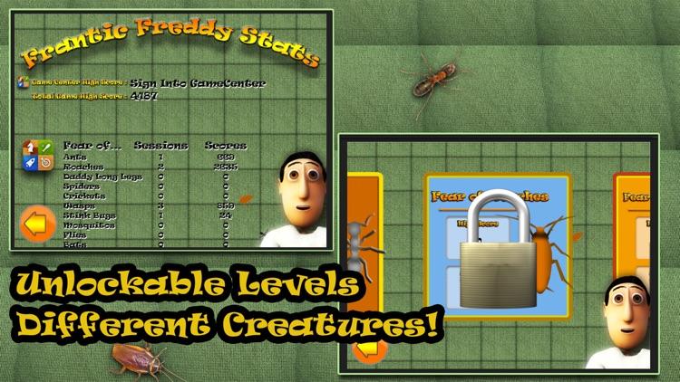 Frantic Freddy Bug Stomp screenshot-3