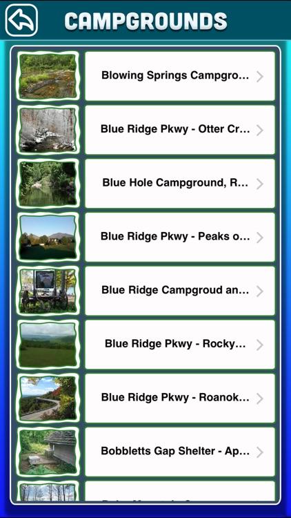 Virginia Campgrounds & RV Parks screenshot-3