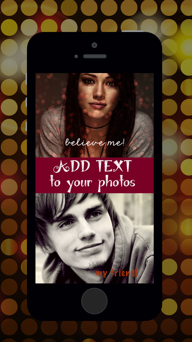 Easy Text Plus - 120++ Fonts to Pictures Photos