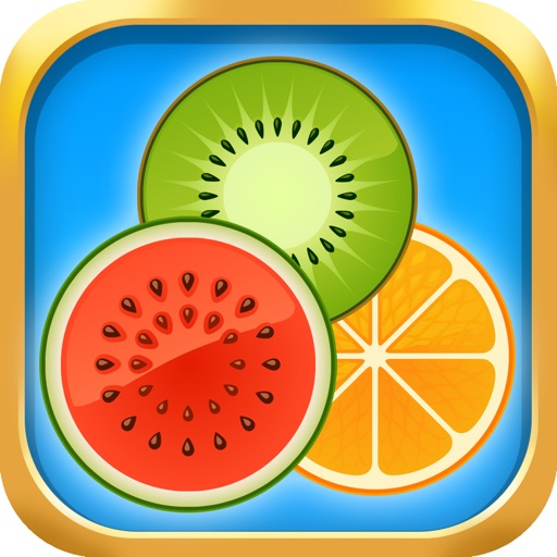 A Fruit Stand: Match 4 Game