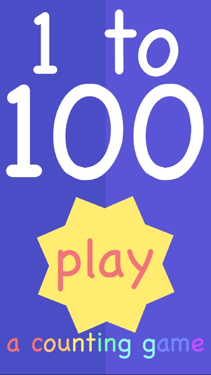 1 to 100 - Help your kids learn to count to 100, one number at a time! screenshot-4
