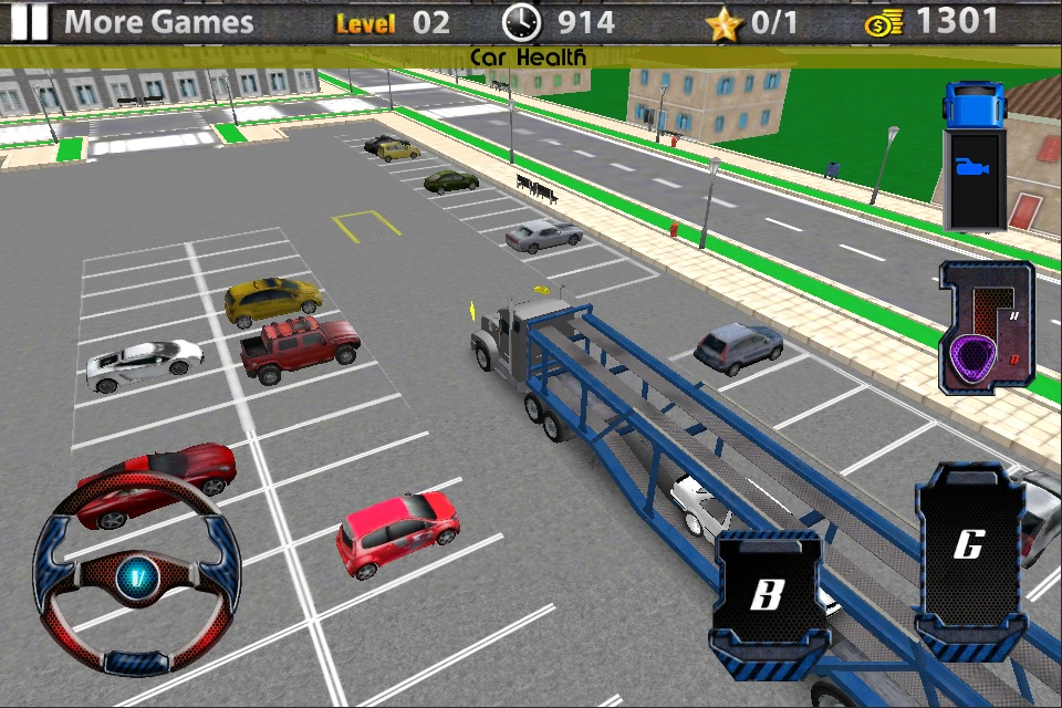 Car Transporter Truck Drive 3D - Online Game Hack and Cheat