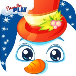 Fun Snowman Adventure Kindergarten Games