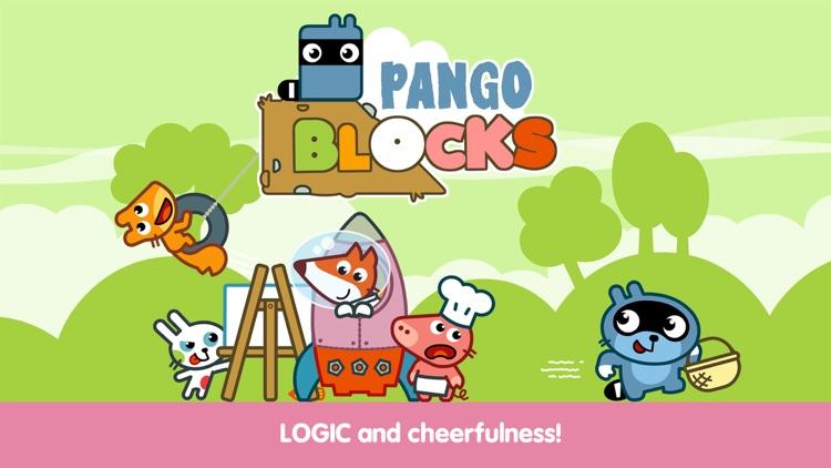 Pango Blocks screenshot-0