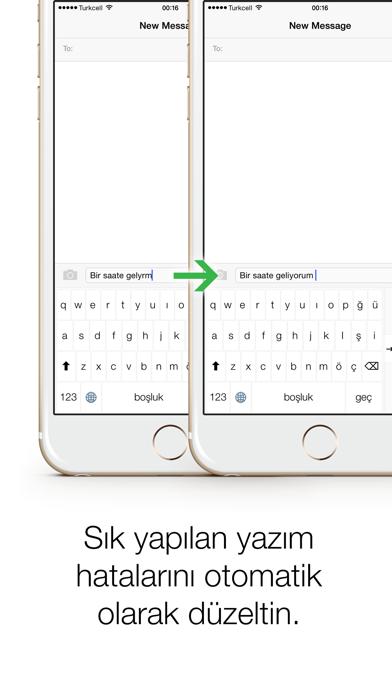Türkçe Klavye screenshot two