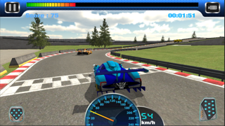 Concept Car Driver 3D screenshot three