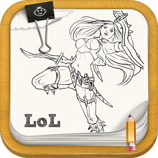 Learn To Draw League of Legends