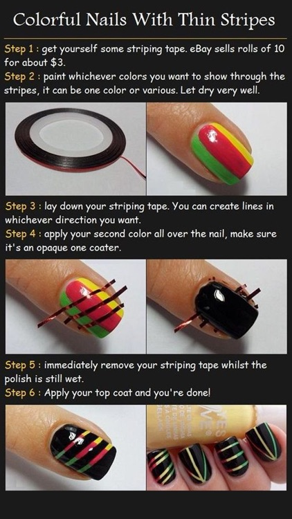 "Nail Design FREE - Best Designs - ""Vine, Pinterest, Tumblr and Facebook Edition"""
