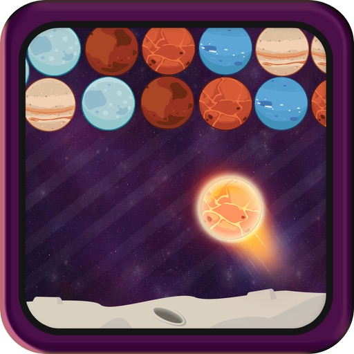 Marble Blaze - Burst The Bubble Planet World
