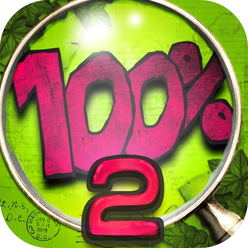 100% Hidden Objects 2 icon
