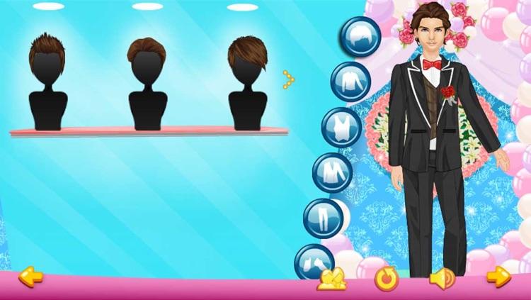 Dress Up - Wedding screenshot-3