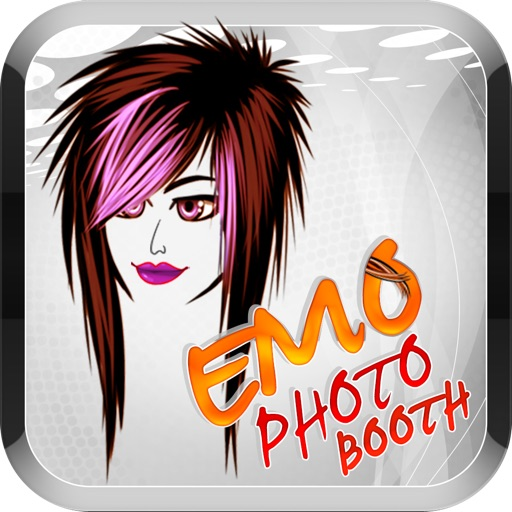 Emo Photo Booth - Get Stylish Look & Make Your Best Virtual Hairstyle Photos