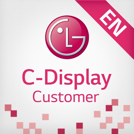 LG C-Display Customer App