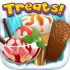 A Amazing Ice Cream Maker Game - Create Cones, Sundaes & Sweet Icy Sandwiches Shop icon