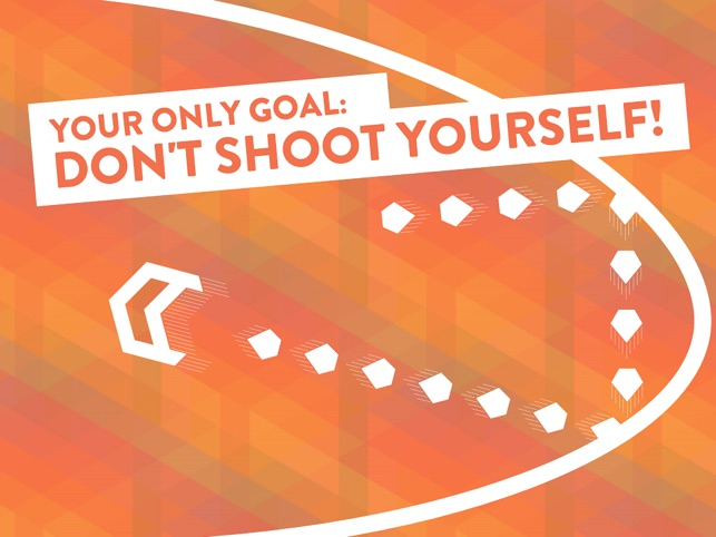 Don't Shoot Yourself! Screenshot