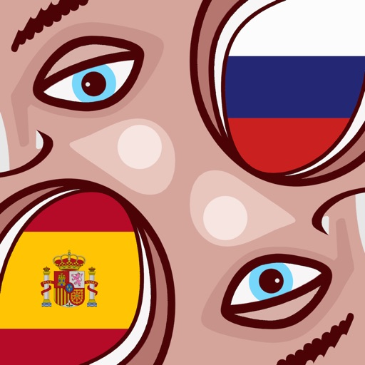 Wordeaters - learn Russian and Spanish words!