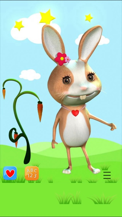 Talking Rabbit ABC Song screenshot-2