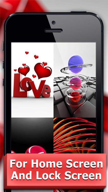 3D Backgrounds & Wallpapers screenshot-4