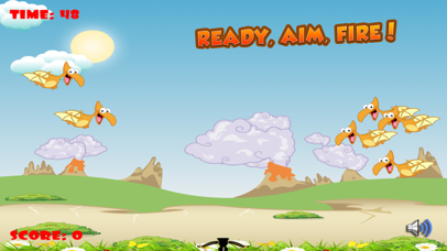 Amazing Dino Slayer - Archery Shooting Game screenshot one