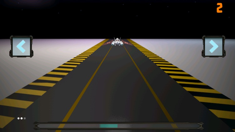 Space Pilot - Balance your ship on the ground