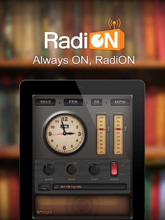 RadiON2 HD - The world's best music radio stations are here!