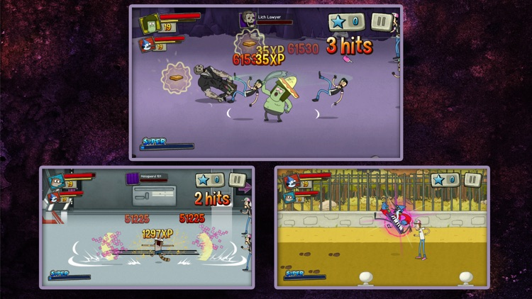 Best Park in the Universe – Beat 'Em Up With Mordecai and Rigby in a Regular Show Brawler Game
