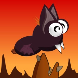 Little Batty - the dark flappy sister of the bird