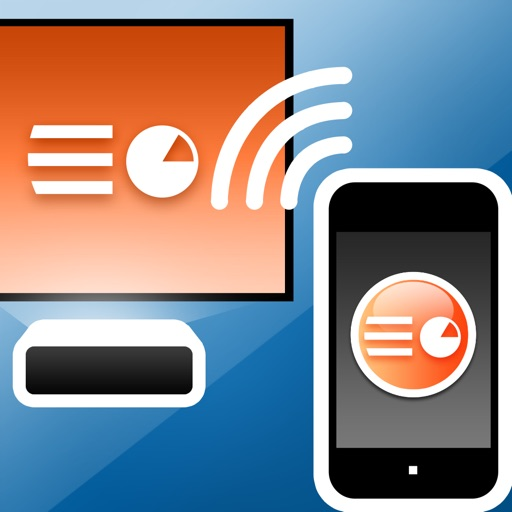 MyPoint PowerPoint Remote iOS App