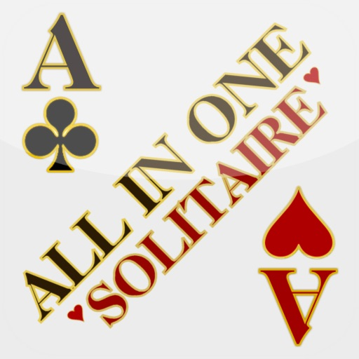 Solitaire All In One HD Free - The Classic Card Game Full Deluxe Puzzle Pack ( TriPeaks, Klondike, FreeCell, Pyramid, Spider, etc... )