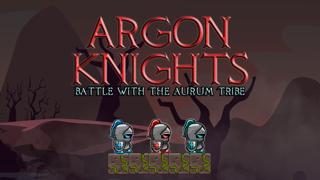 Argon Knights - 中世紀戰爭與黑暗騎士屏幕截圖2