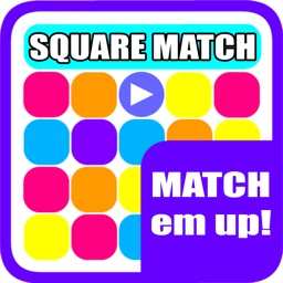 Square Match! - Match 3 or more
