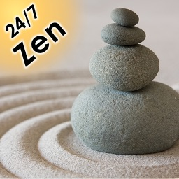 Zen garden music - 24/7 relaxation nature sounds