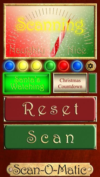 Santa Scan-O-Matic Pro screenshot-3