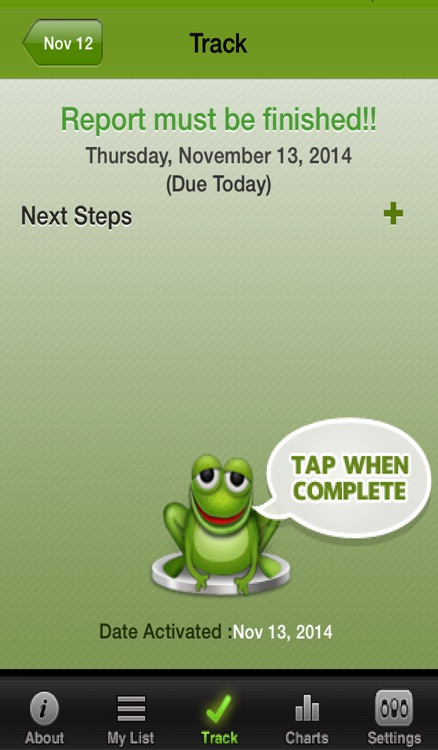 Brian Tracy's, Eat That Frog!  Daily Goals, Motivation, Productivity, Effectiveness & Focus! screenshot-3