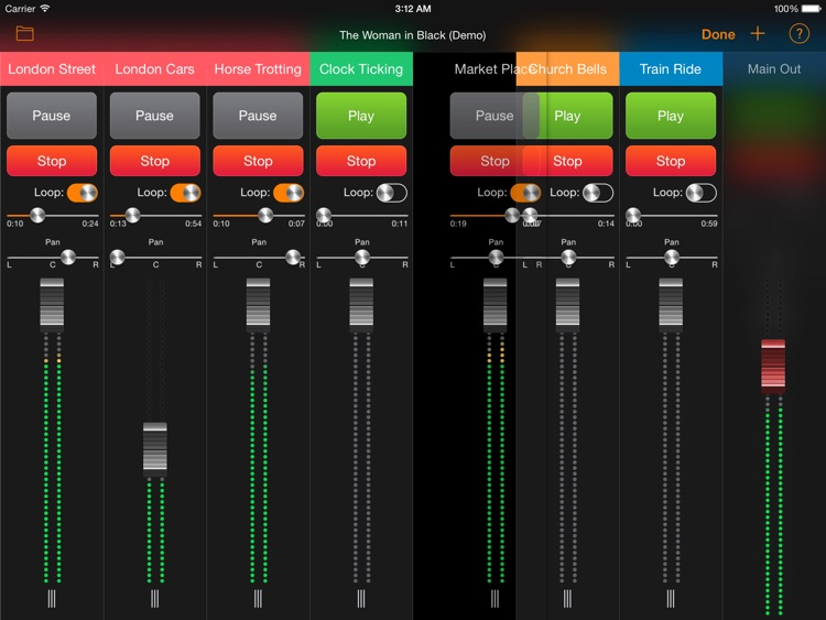 OnStage for iPad screenshot-3