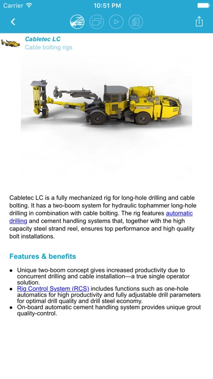 Atlas Copco Underground screenshot-3