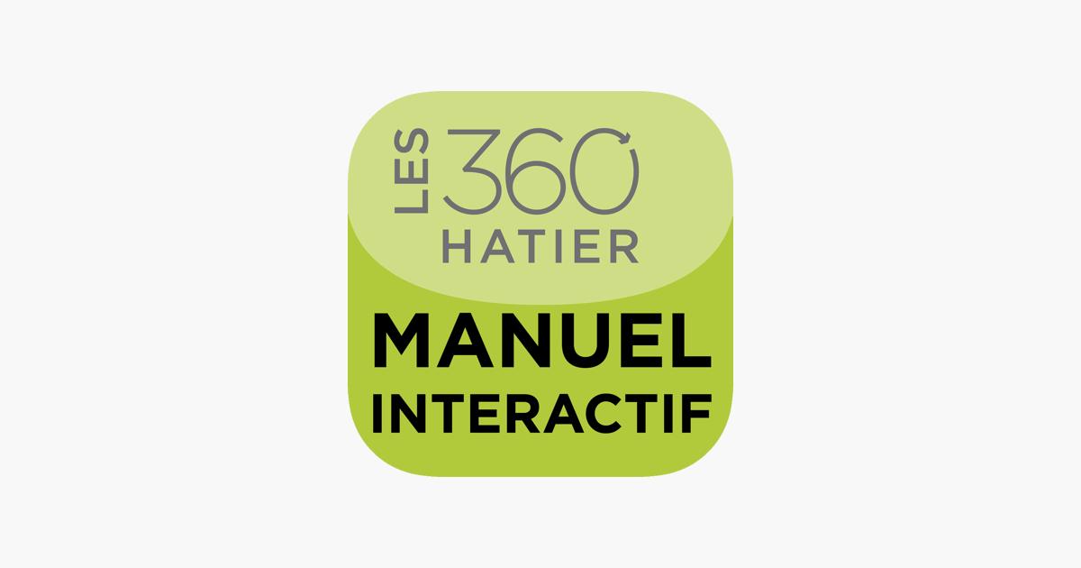 Biblio Hatier Dans L App Store