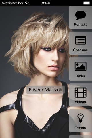 Friseur Malczok screenshot 1