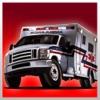 市の救急車