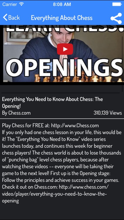 Chess Guide - Complete Video Guide