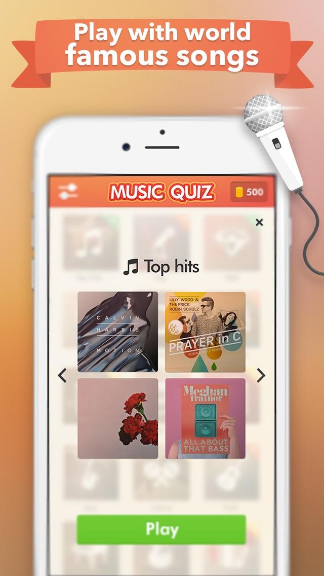 Music Quiz Name That Tune By Mangoo Games Ios United States