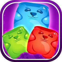 Stackable Happy Gummy Bear - Sweet Drop Challenge